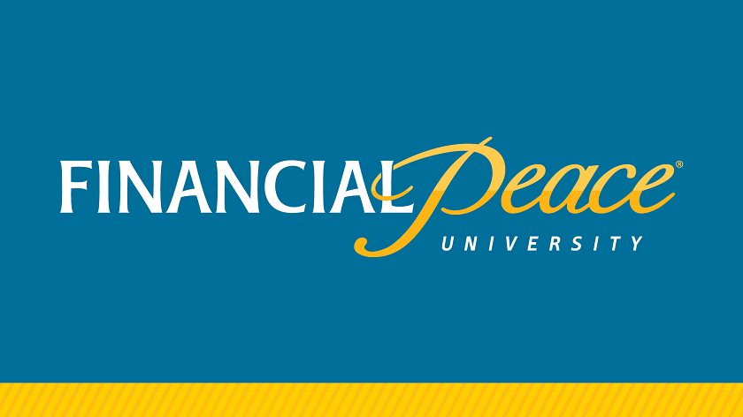 6pm - Financial Peace University